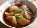 新玉ねぎのしょうゆ煮(file390)